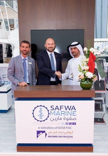 ROTTERDAM, 03-Mar-2017 — /EuropaWire/ —Safwa Marine and Radio Holland announced their partnership at the Dubai International Boat Show 2017. The compa