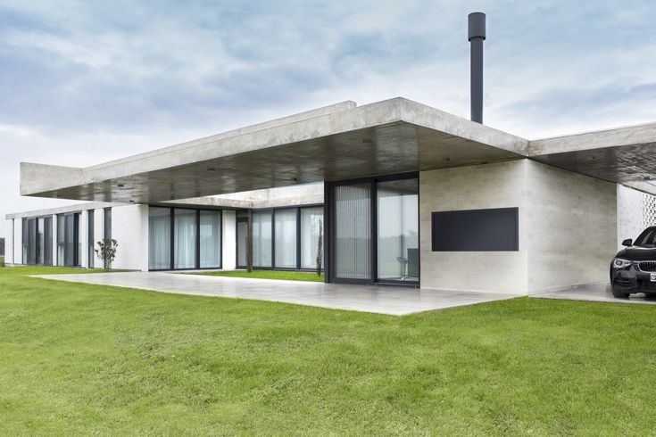 Gallery of RB House / Fritz + Fritz Arquitectos - 6