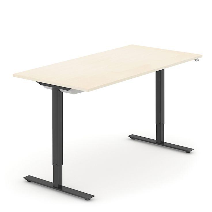 Schreibtisch UP höhenverstellbar 1 motorig   Schreibtische ...