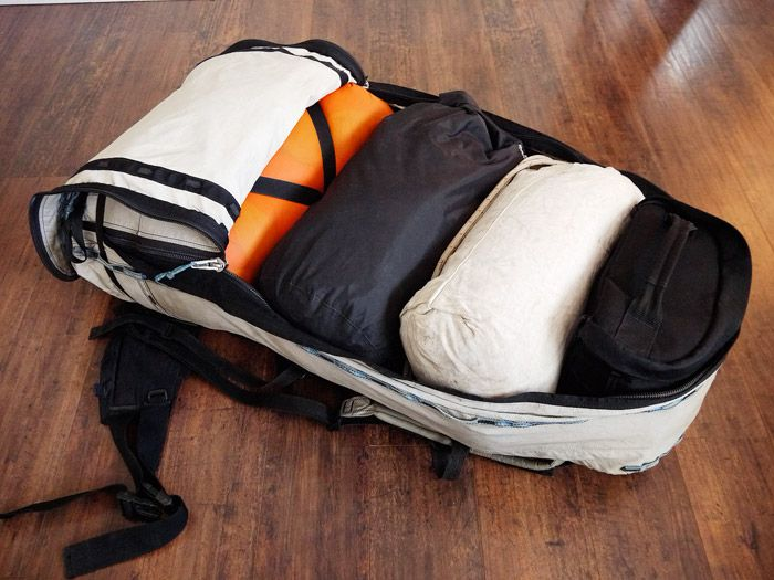 Excellent blog entry about backpacking gear, including how to pick out a backpack and what is best to pack for each season.