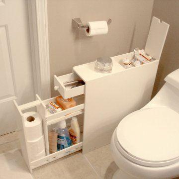 #ideas #practico #baño