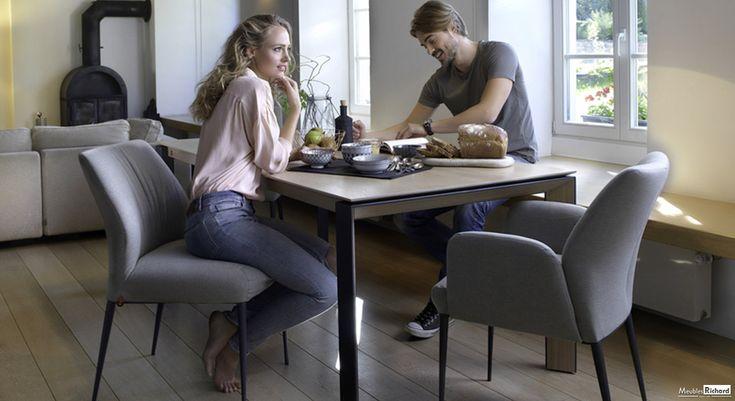 Chaise - Style contemporain - Magasin de meubles