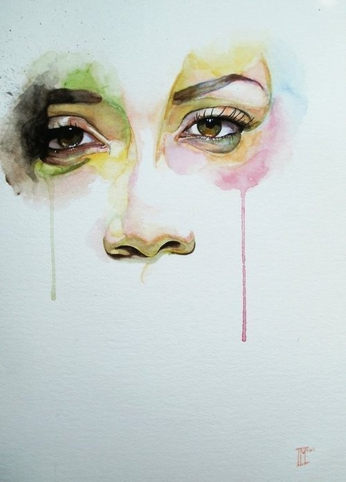Moćna melanholija - Page 3 3486484780c1d30131cd877d1744b351--watercolor-eyes-watercolor-portraits