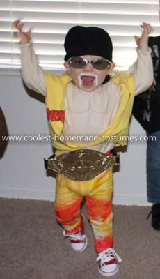 Hulk Hogan Child Costume-brad's idea for the chica this year-i want something slightly more girly than this!