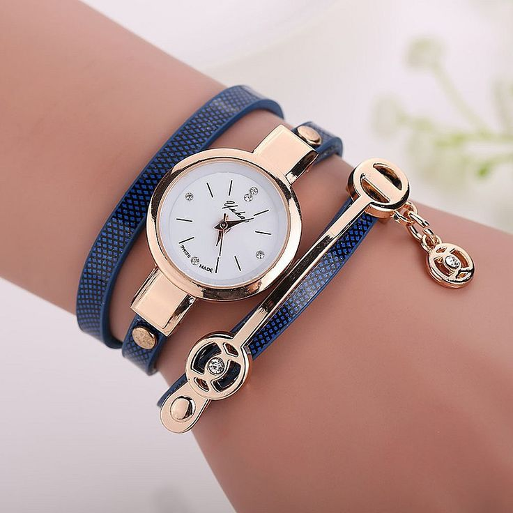 Luxury bracelet style quartz watch for ladies – The Cynical Clique