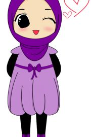 Chibi Drawings (Cute Muslim Characters) - Muslim Manga and Anime Drawings   IslamicArtDB.com   Page 8