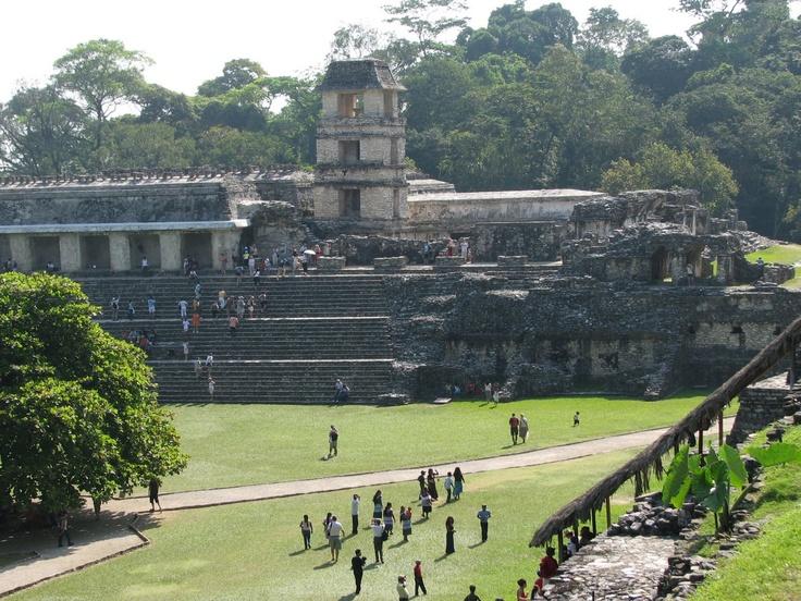 Mayan Architecture For Future Art