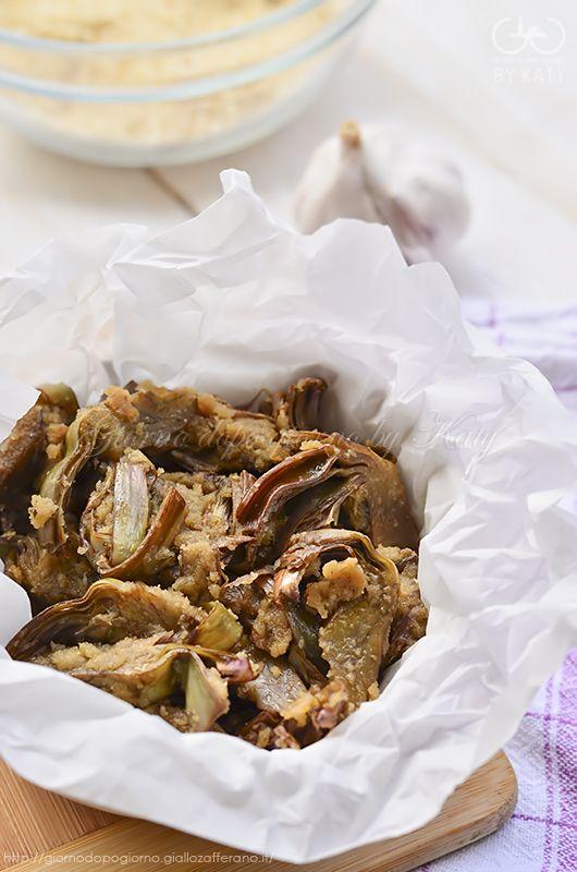 Carciofi ammollicati, ricetta facile e veloce | Giorno dopo giono
