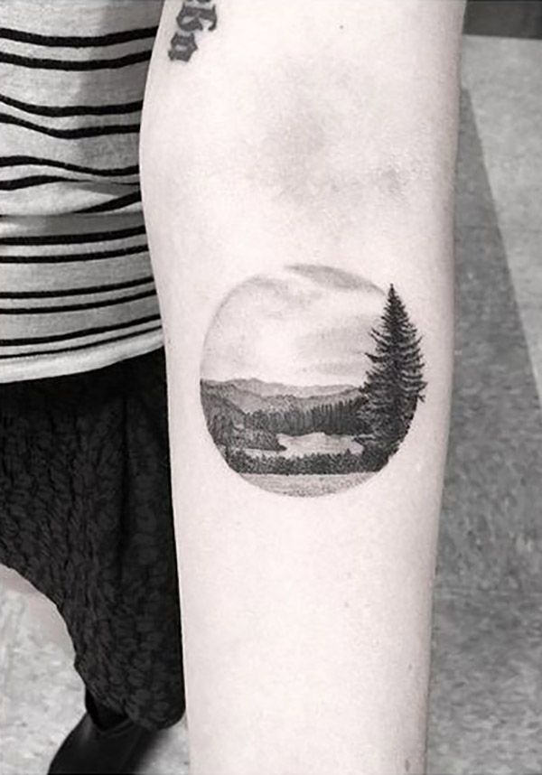 Delicate Nature Tattoos | Tattoo.com