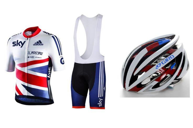I'm selling 2014 Team GB jersey bib shorts and Giro Aeon Helmet. - £99.99 http://www.bargaincycling.com/