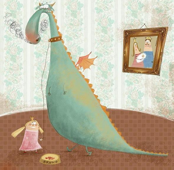 Susan Batori - professional children's illustrator, view portfolio