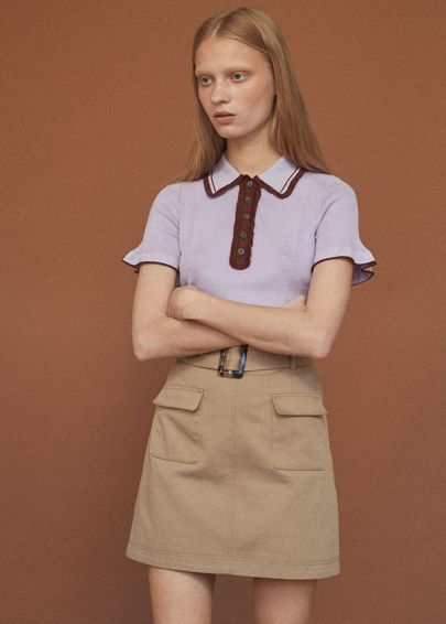Alexa Chung fashion line Alexachung   British Vogue