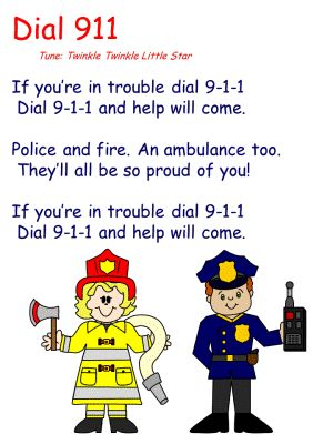 teach your child to dial 911 on smart phones