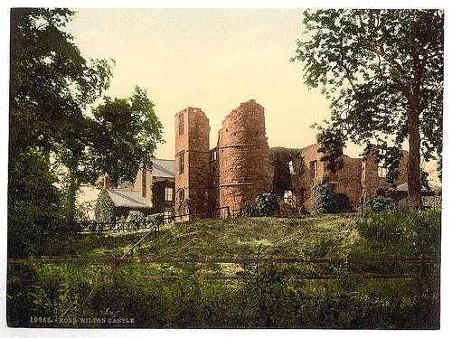 [Wilton Castle, Ross-on-Wye, England]  (LOC)