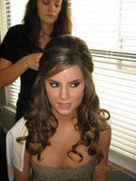 Wedding Hair... Love this. Its similar to my prom hair that was