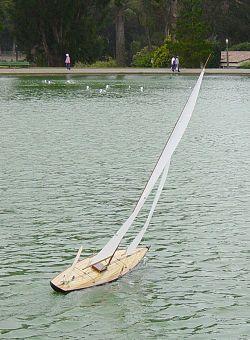 Model Pond Yacht Plans Free