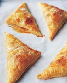 Barefoot Contessa - Recipes - Apple Dried Cherry Turnovers