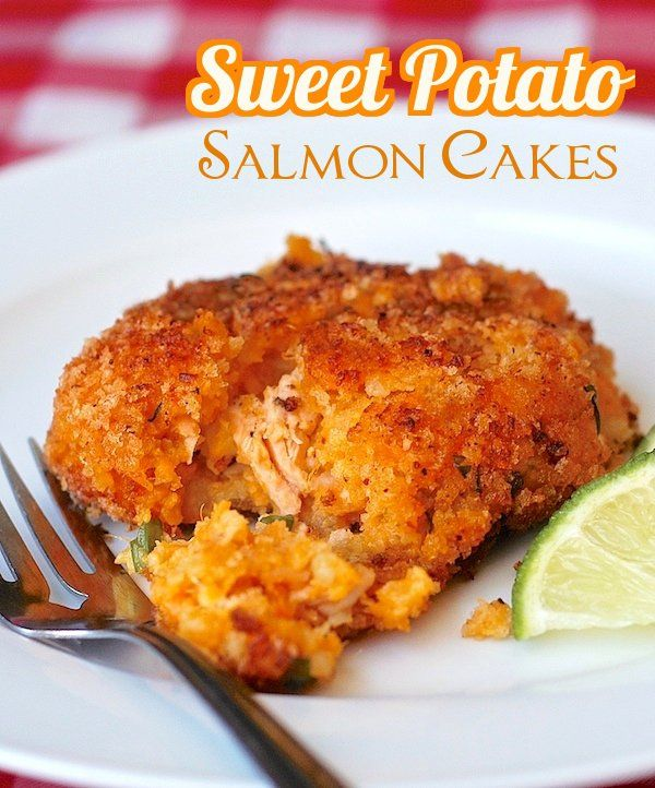 Easy Canned Salmon Cake Recipes