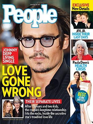 Johnny Depp & Vanessa Paradis Officially Split| Nasty Breakups and Divorces, Johnny Depp, Vanessa Paradis