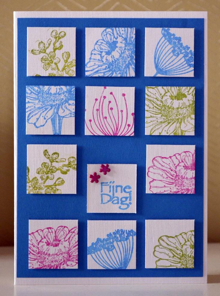 Stempels: Different Colors tekststempel: Eline Pellinkhof Naar een idee van Heather Klump