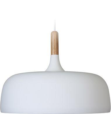 Dining Table - Narvik.48 Pendant - Matt White, Pendants, Contemporary, New Zealand's Leading Online Lighting Store