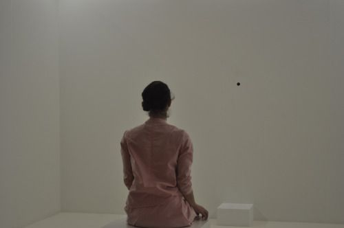 """White Cave"" Abramovic show/lab in Athens, Greece 