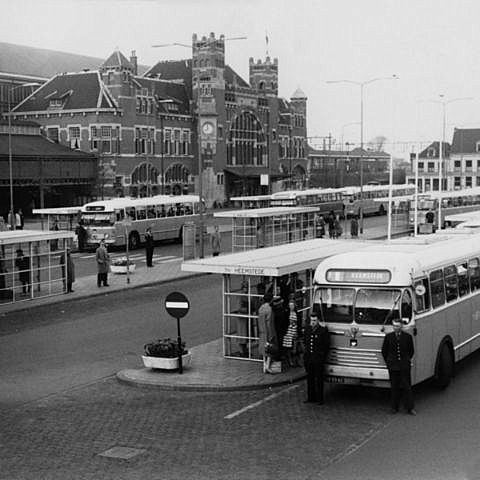 NZH, Haarlem Stationsplein