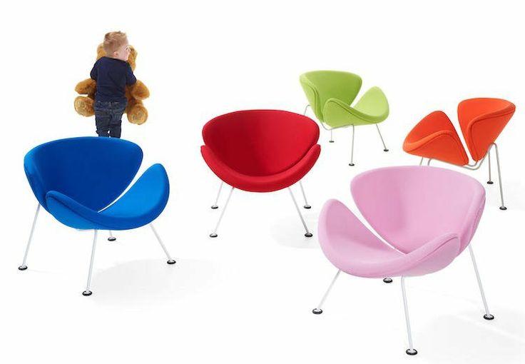 Kindersessel design  Orange Slice Junior Kindersessel in verschiedenen Farben | Möbel ...