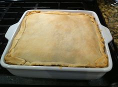 Super Easy Pot Pie Recipe!!!made this tonight with ground beef-uber easy and good!