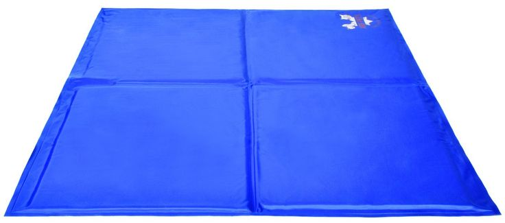 Pet Dog Self Cooling Mat Pad for Kennels, Crates and Beds - Arf Pets * More info could be found at the image url.