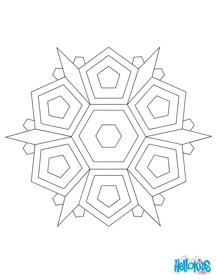 discover this simple mandala for beginner a beautiful coloring page for kids - Simple Mandala Coloring Pages Kid