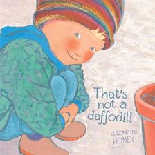 Early Childhood.  Elizabeth Honey has created a playful story that little children will enjoy again and again - about an inventive boy, a kindly gardener, a growing friendship and the promise of a bulb.