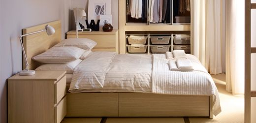 Voir les cadres de lit