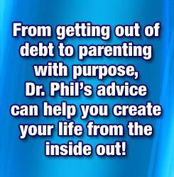 Dr. Phil.com - Advice