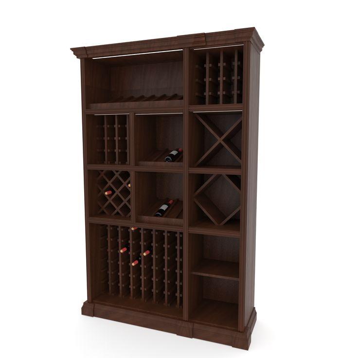 Шкаф для хранения вина 4073