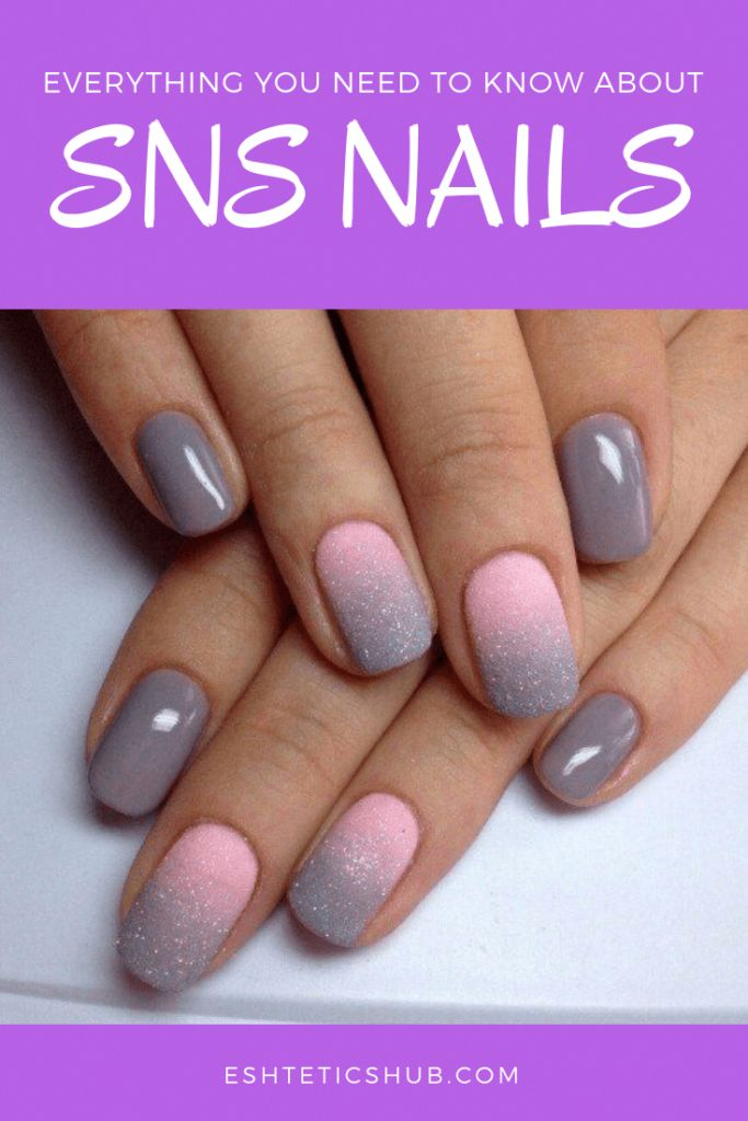 Pin by Artech Nails by Simona on SNS (With images) | Sns