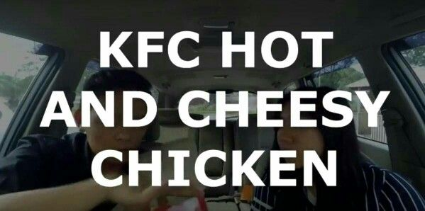 5 minutes review on Food Notes ---- The hits chicken in Social Media : Hot and Cheesy Chicken by KFC --- Spicy chicken with cheese sauce on top of it. How is the taste? Have you try it? WE DID!! --- See our review on the link below . Full Video : https://youtu.be/39-ysRXA7Dc  . Teaser : https://www.instagram.com/p/BLbl4YnhVcn . #foodnotes #deocardicreative