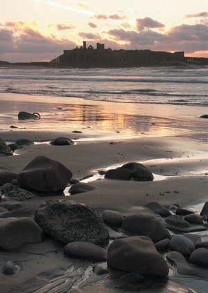 Peel Bay, Isle of Man  http://www.ttg.co.uk/tourist-information/europe/uk/isle-of-man