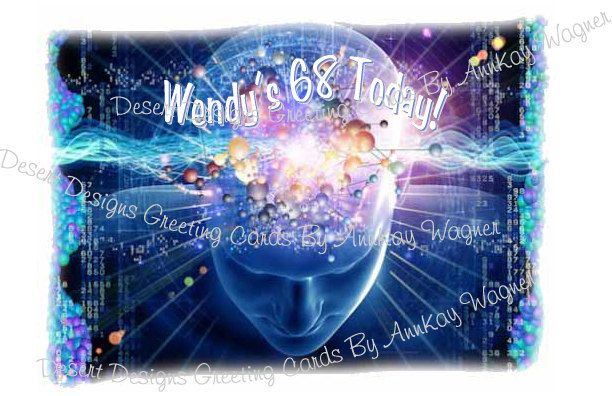 Age Is All In Our Minds Since We ve Already  Lost Our Minds... Birthday Humor Card by AnnKayGreetingCards on Etsy