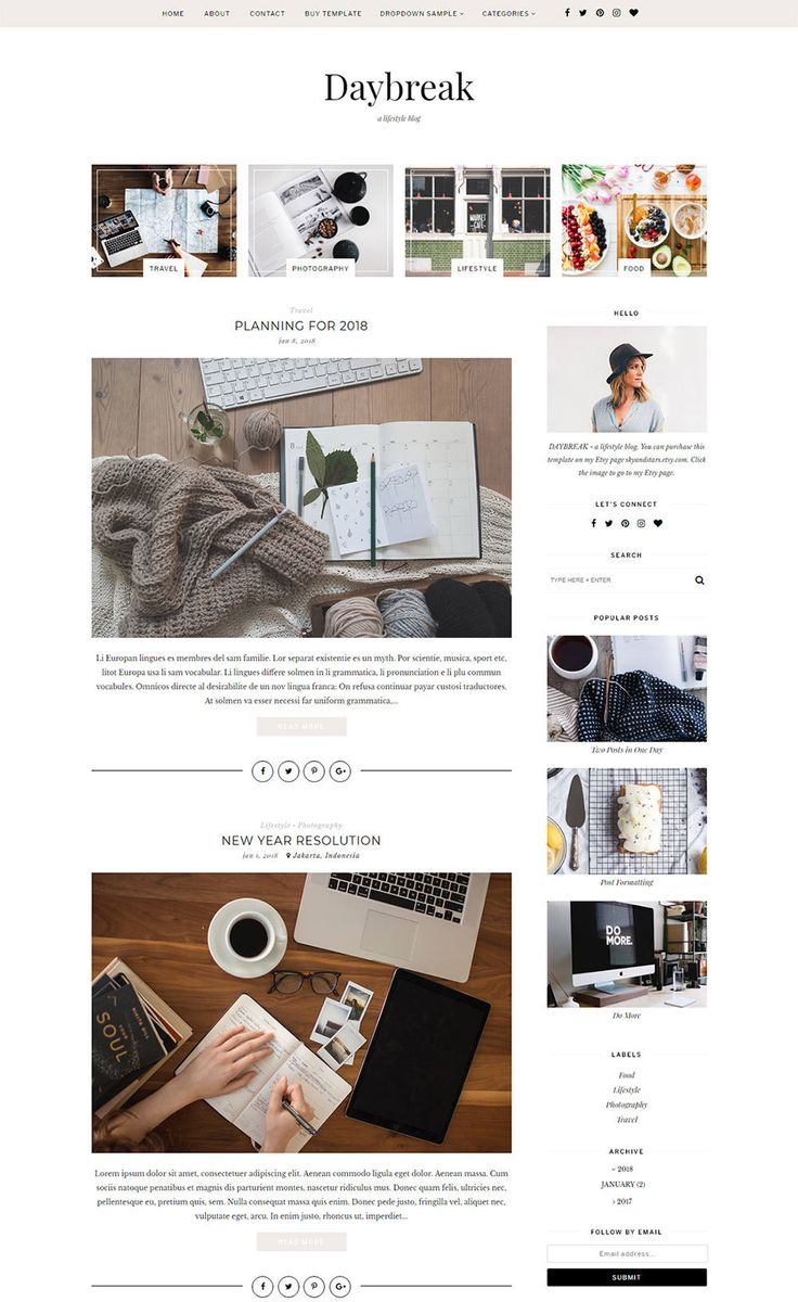 17 best Blogger Info images on Pinterest   Blogger templates, Blog ...