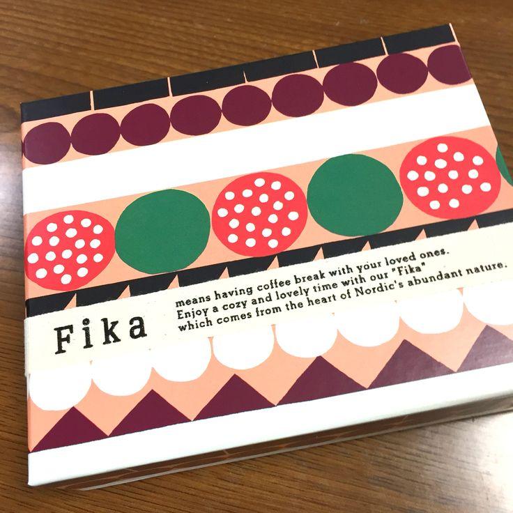 fikaのパッケージです。