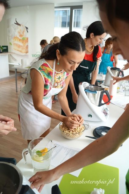 #Thermomix demo in Poland! a photo report from Smakoterapia :)