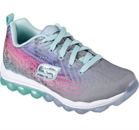 Skechers Unisex Skech-Air - Jumparound Casual Shoes 13.5 L in Gray