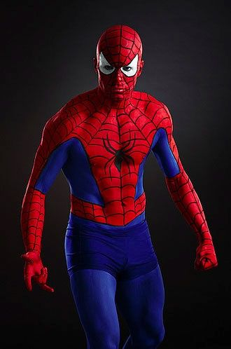 Image result for body painting ideas of male figure