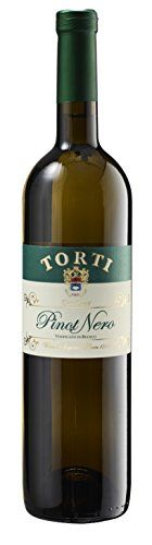 Torti-Pinot Pinot Nero Vinified in White DOC OP 2015 - Italian White Wine - Torti Wine Award Winning Estate - 13 Vinified in white with Pinot Nero grapes, vines of antique origins from Burgundy and Champagne. The name derives from the shape of the pinecone shaped bunches. This varie (Barcode EAN = 0728290947798) http://www.comparestoreprices.co.uk/december-2016-6/torti-pinot-pinot-nero-vinified-in-white-doc-op-2015--italian-white-wine--torti-wine-award-winning-estate--13.asp