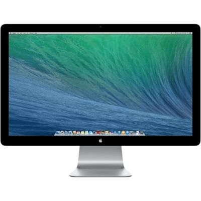 Apple Thunderbolt Display (27-inch) - Apple Store (U.S.)  Retina Mac Pro can drive TWO of these!