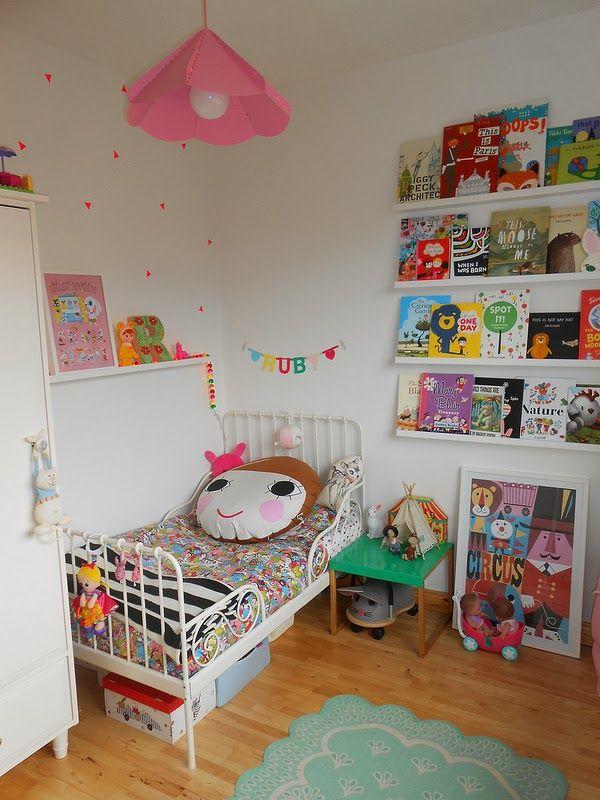 Girly girl's room