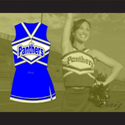 Lyla Garrity Dillon Panthers High School Cheerleader Uniform   acbestseller2175 - Clothing on ArtFire