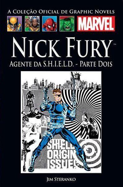 Nick Fury Agente Da S.H.I.E.L.D. Vol 2 - Coleção Salvat Marvel Vol 74: