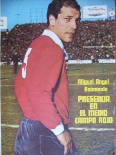 1968 Miguel Angel Raimondo - Independiente de Avellaneda